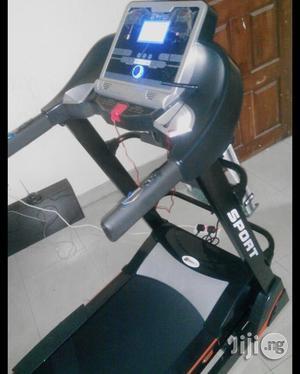 2.5hp Treadmill   Sports Equipment for sale in Lagos State, Ikorodu