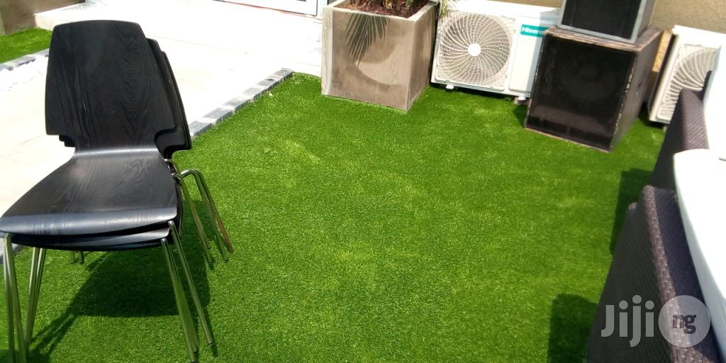 Artificial Green Grass For Hire At Lagos