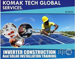Inverter Construction And Solar Installation Training | Building & Trades Services for sale in Rivers State, Port-Harcourt