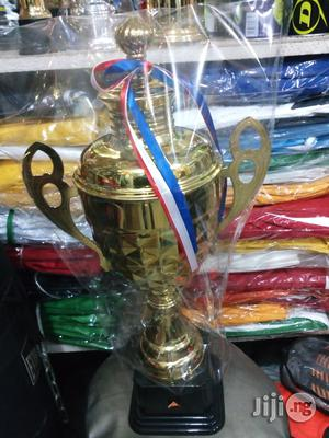 Gold Trophy | Arts & Crafts for sale in Lagos State, Ikeja