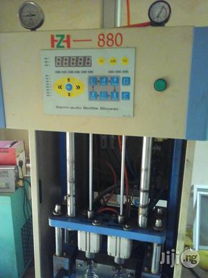 Bottle Blowing Machine (Pet Bottle Blower)   Manufacturing Equipment for sale in Lagos State, Ojo