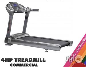 4hp Commercial Treadmill (American Fitness)   Sports Equipment for sale in Lagos State, Lekki