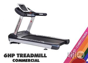 6hp Commercial Treadmill (American Fitness) | Sports Equipment for sale in Abuja (FCT) State, Central Business District