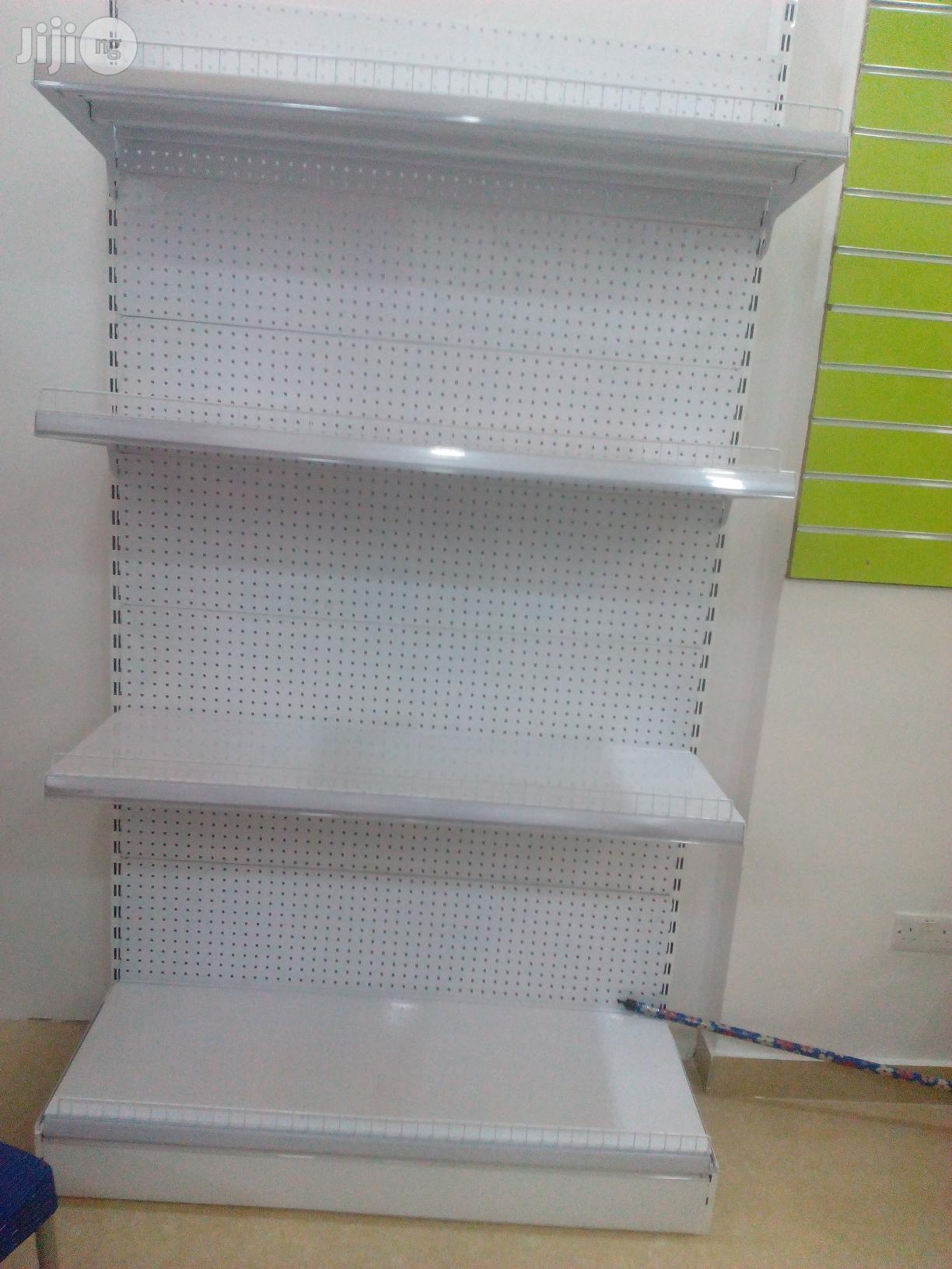 Standard And Professional High Quality Supermarket Shelves For Display | Store Equipment for sale in Lagos State, Nigeria