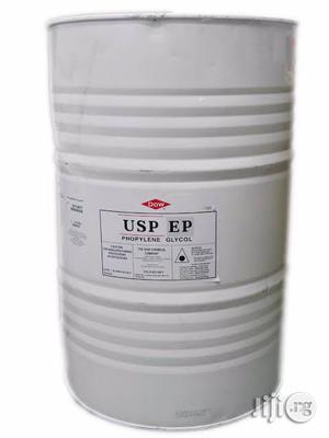 Chemical Propylene Glycol 200kg Drums | Manufacturing Materials for sale in Lagos State, Kosofe