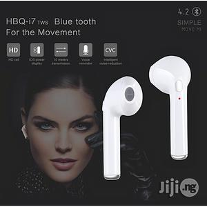 PROMO! SUPER QUALITY Wireless Bluetooth Earpiece   Accessories for Mobile Phones & Tablets for sale in Lagos State, Yaba