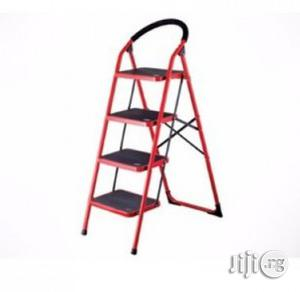 4 Step Stainless Steel Ladder -marvel | Hand Tools for sale in Lagos State, Alimosho