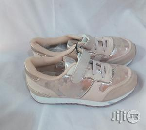 Rose Pink Sneakers for Girls | Children's Shoes for sale in Lagos State, Lagos Island (Eko)