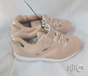 Rose Pink Sneakers for Girls   Children's Shoes for sale in Lagos State, Lagos Island (Eko)