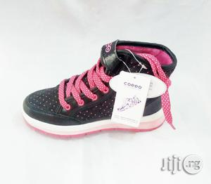 Black and Pink High Top | Children's Shoes for sale in Lagos State, Lagos Island (Eko)