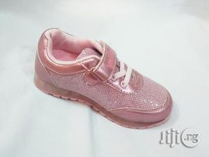 Rose Pink Sneakers   Children's Shoes for sale in Lagos State, Lagos Island (Eko)