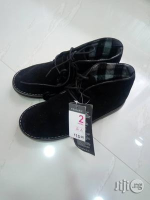Suede Black Ankle Shoe   Children's Shoes for sale in Lagos State, Lagos Island (Eko)