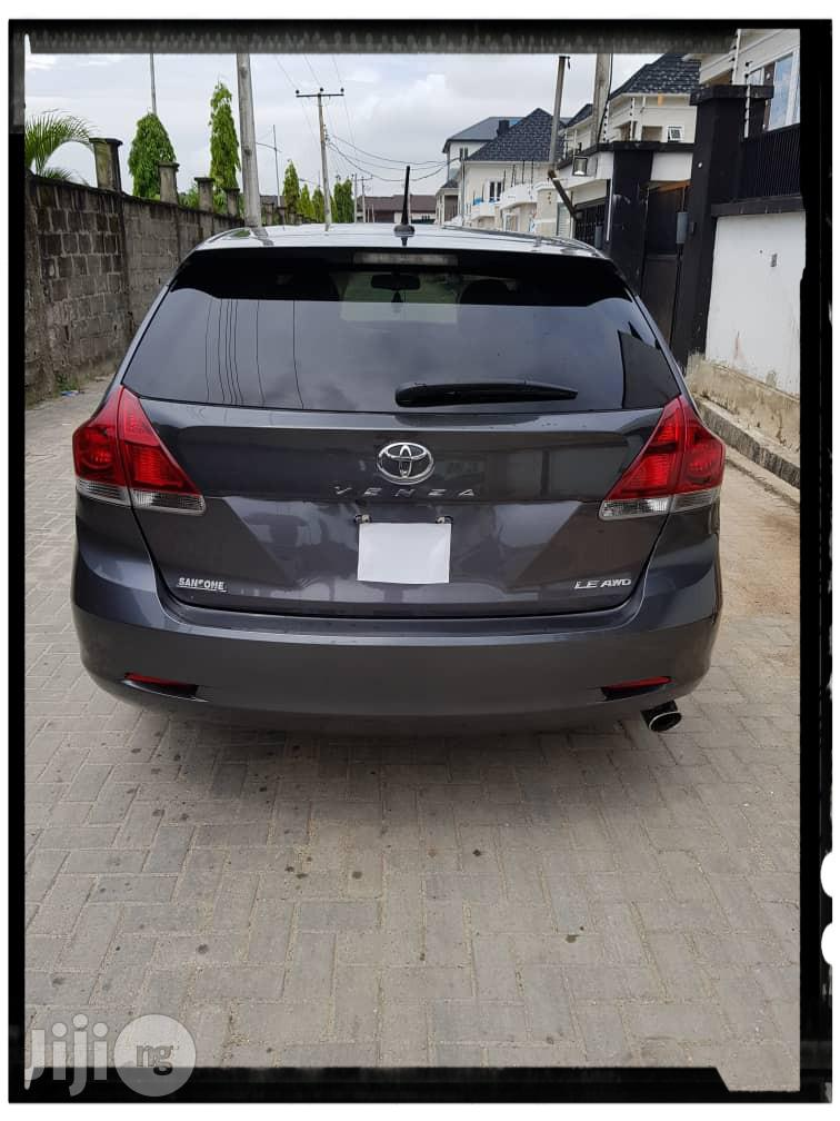 Toyota Venza 2015 Gray | Cars for sale in Lekki, Lagos State, Nigeria