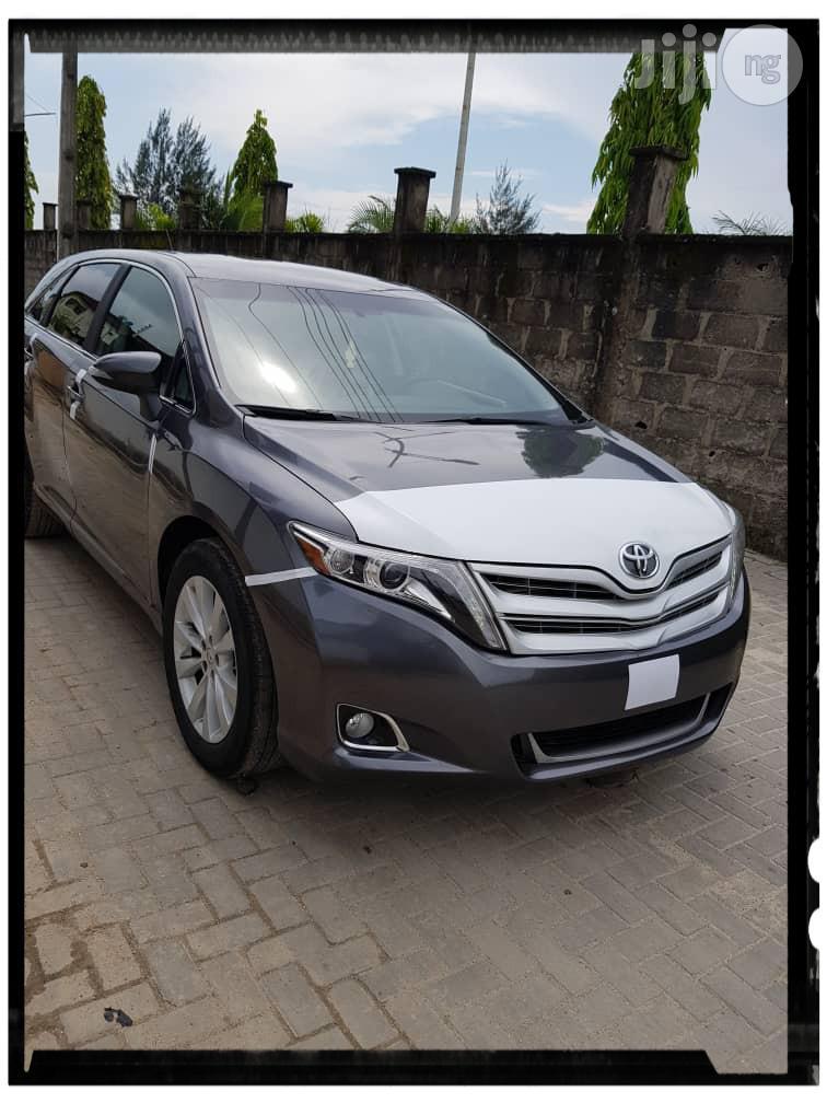 Toyota Venza 2015 Gray