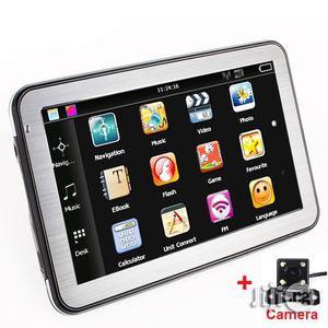 Car GPS Navigator + Reverse Camera   Vehicle Parts & Accessories for sale in Lagos State, Ikeja