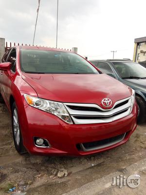 Toyota Venza 2015 Red | Cars for sale in Rivers State, Port-Harcourt