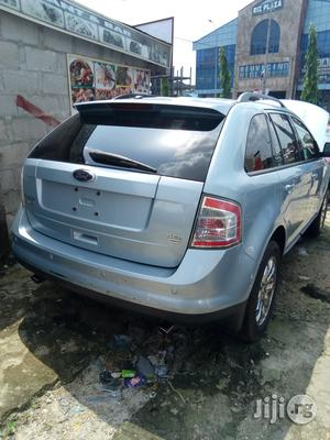Ford Edge SE 4dr (3.5L 6cyl 6A) 2008 Blue   Cars for sale in Rivers State, Port-Harcourt