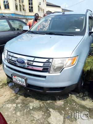 Ford Edge 2008 SE 4dr FWD (3.5L 6cyl 6A) Blue | Cars for sale in Rivers State, Port-Harcourt