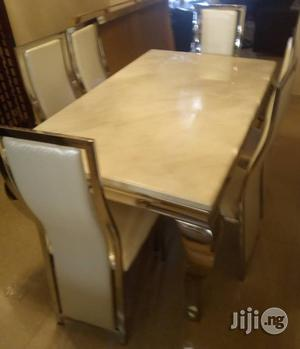 Best Quality Marble Dining Table Brand New | Furniture for sale in Lagos State, Agege