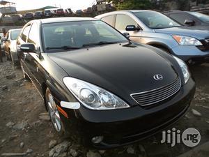 Lexus ES 2005 Black | Cars for sale in Lagos State, Apapa