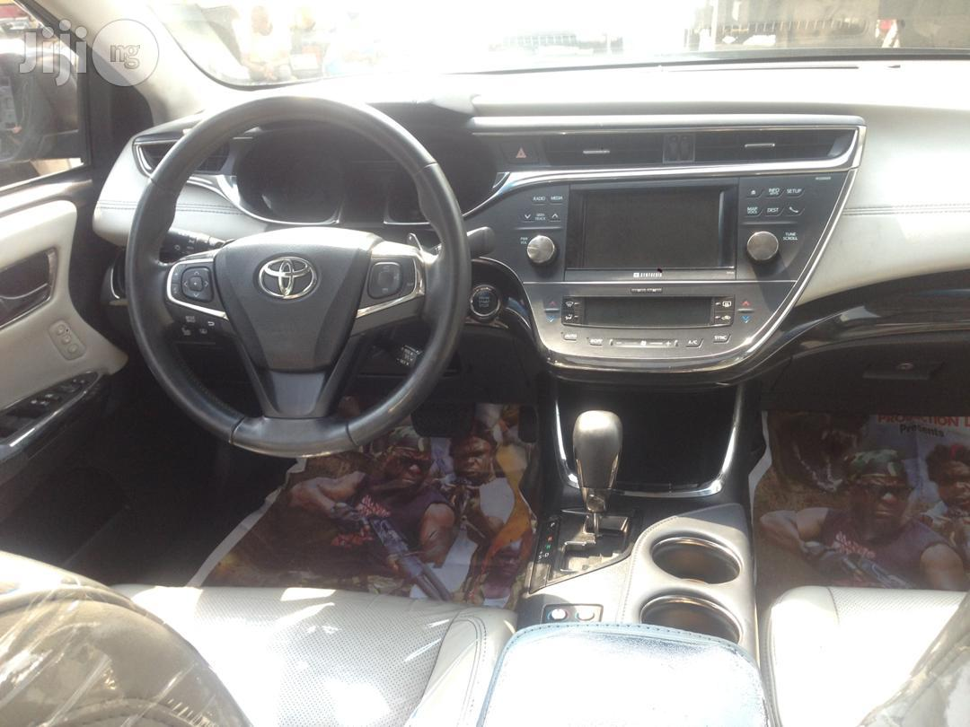 Toyota Avalon 2013 Black   Cars for sale in Apapa, Lagos State, Nigeria