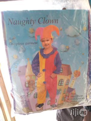 Naughty Clown Kids Costume   Children's Clothing for sale in Lagos State, Amuwo-Odofin