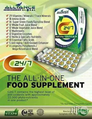 C24/7 Natura-Ceuticals | Vitamins & Supplements for sale in Rivers State, Port-Harcourt