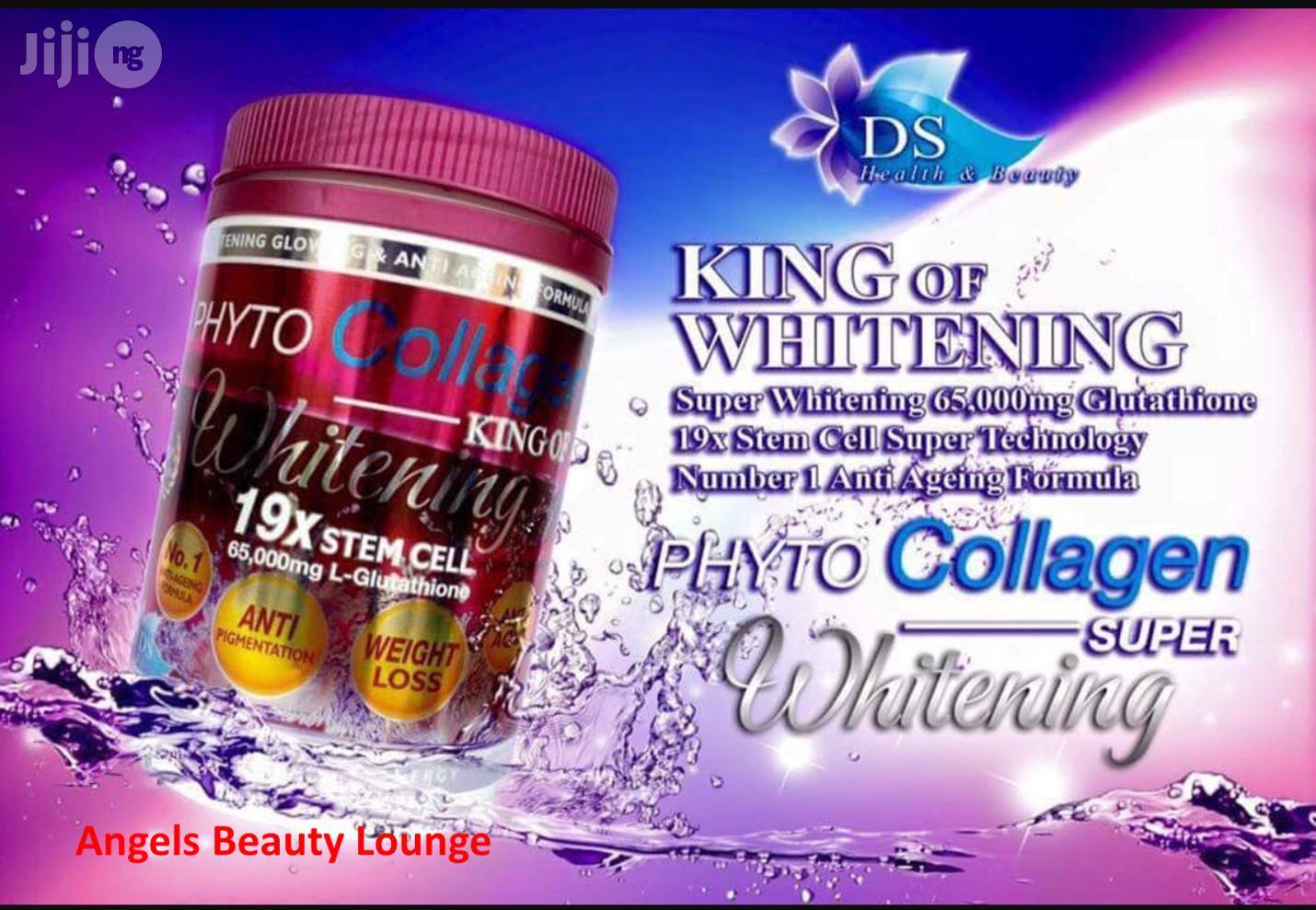Phyto Collagen 19X Stemcell King of Whitening - 900G