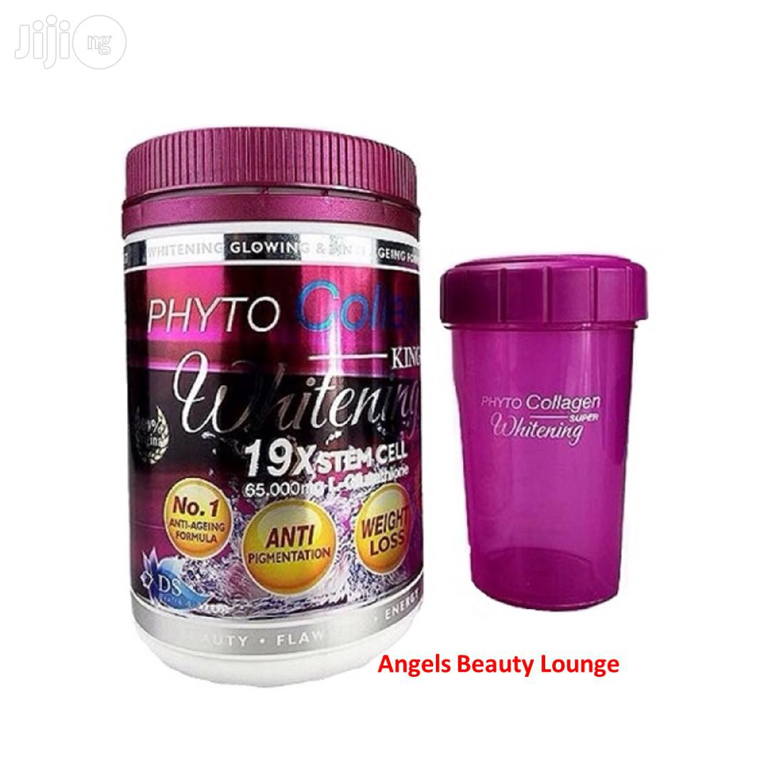Phyto Collagen 19X Stemcell King of Whitening - 900G   Vitamins & Supplements for sale in Ojo, Lagos State, Nigeria