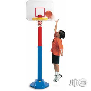 Basket Ball Stand With Ball And Inflater For Sale | Toys for sale in Lagos State