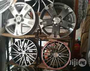 Alloyed Wheels for All Cars | Vehicle Parts & Accessories for sale in Lagos State, Amuwo-Odofin