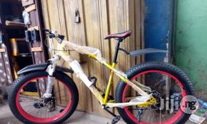 Hummer Bicycle Big Tire   Sports Equipment for sale in Lagos State, Ikeja