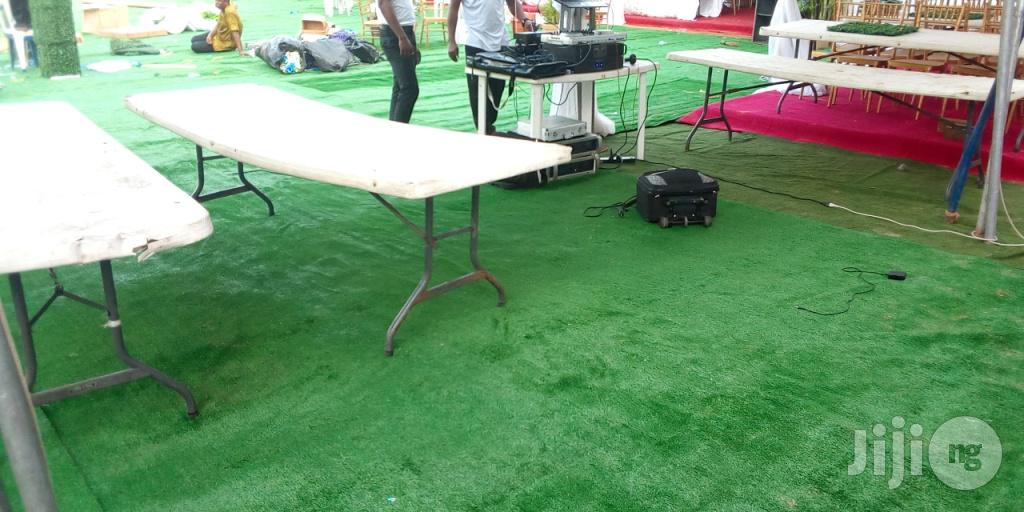 Artificial Green Grass In Lagos For Rent