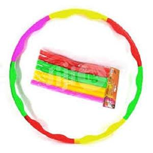 8 Multi Colored Detachable Hula Hoops For Kids And Adults   Sports Equipment for sale in Rivers State, Port-Harcourt