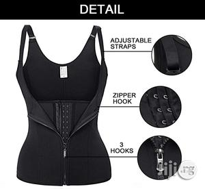 Double Power Waist Trainer Belt -hooks And Zip | Clothing Accessories for sale in Lagos State