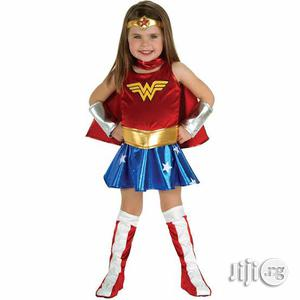 Kids Super Hero/Wonder Woman Cosrume | Children's Clothing for sale in Lagos State, Amuwo-Odofin