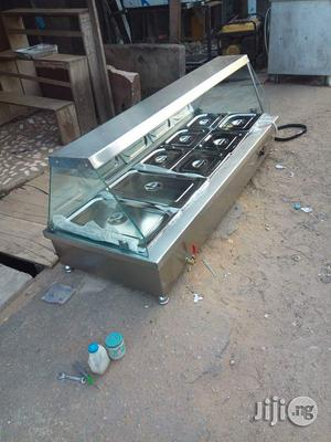 Food Display Warmmer   Restaurant & Catering Equipment for sale in Lagos State, Surulere