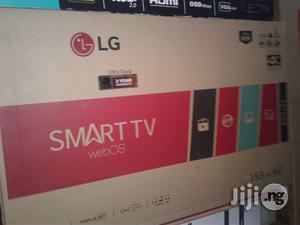 LG Smart TV 60 Inch | TV & DVD Equipment for sale in Lagos State, Ojo