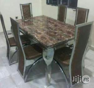 Executive Marble Dining Table Brand New | Furniture for sale in Lagos State, Agege