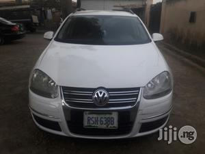 Volkswagen Golf 5 1.9 TDi Comfortline 2009 White | Cars for sale in Abuja (FCT) State, Wuse