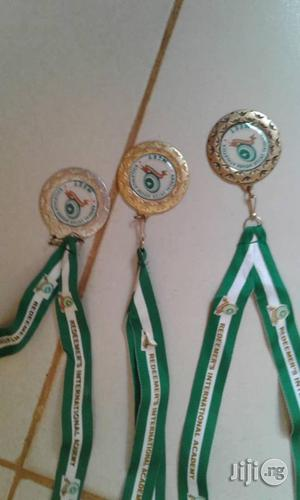 Sports Medal With Print | Arts & Crafts for sale in Lagos State, Ajah