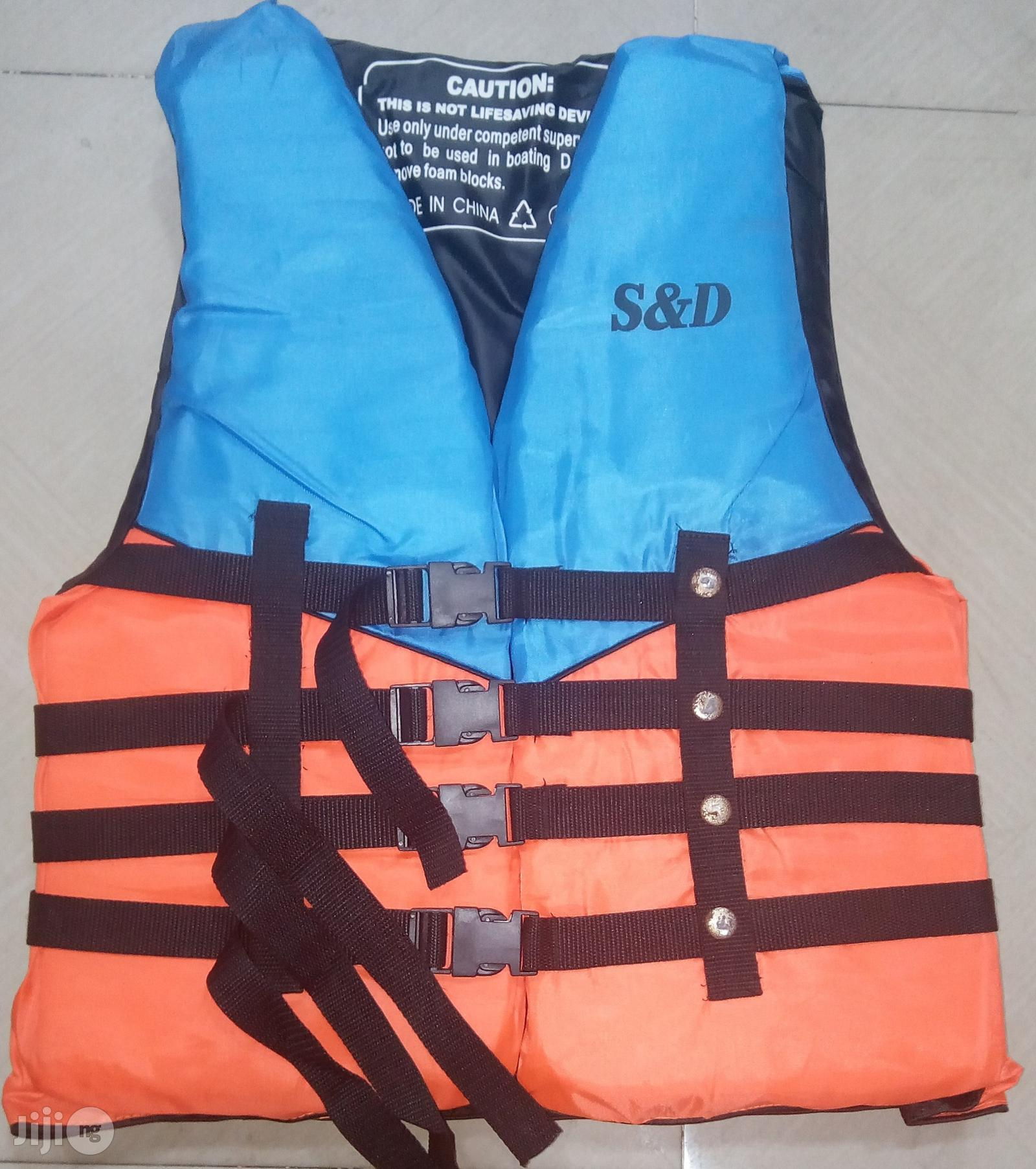 Archive: Swimming Life Guard Jacket