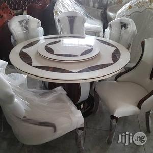 Round Marble Dining Table Brand New | Furniture for sale in Lagos State, Ikeja