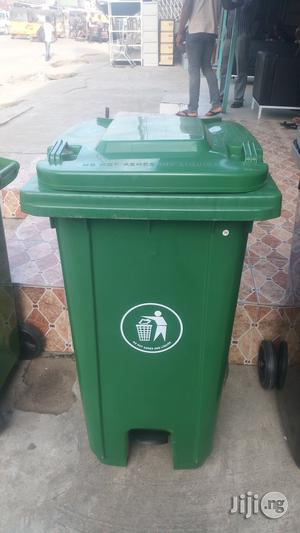 Best Quality 240litre Pedal Waste Bin Brand New | Home Accessories for sale in Lagos State, Ojo