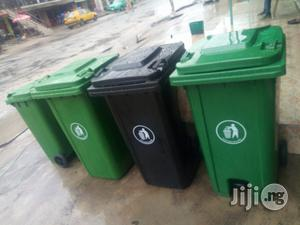 High Quality 240litre Pedal Waste Bin Brand New | Home Accessories for sale in Lagos State, Ojo