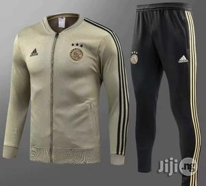 Real Madrid Tracksuit | Clothing for sale in Abuja (FCT) State, Lugbe District