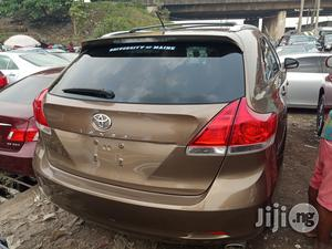 Toyota Venza 2010 Brown   Cars for sale in Lagos State, Apapa