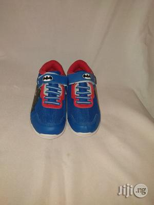 Blue Batman Canvas Sneakers for Boys | Children's Shoes for sale in Lagos State, Lagos Island (Eko)