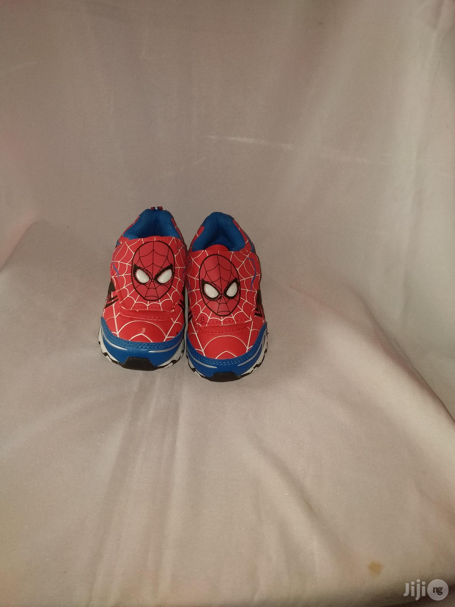 Spider-Man Sneakers | Children's Shoes for sale in Lagos Island (Eko), Lagos State, Nigeria