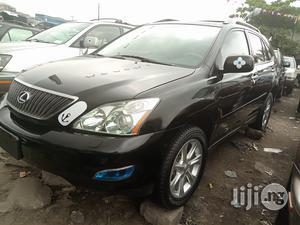 Lexus RX 2008 350 Black | Cars for sale in Lagos State, Apapa